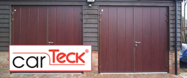 CarTeck Side-Hinged Garage Doors