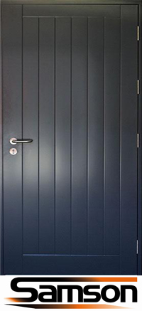 Samson Garage Guard Pedestrian Door