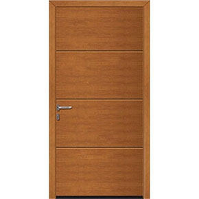 Hormann LPU42 L Ribbed (Decograin) Pedestrian Door