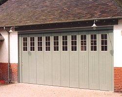 Period Style Garage Doors Steel Aluminium Amp Traditional