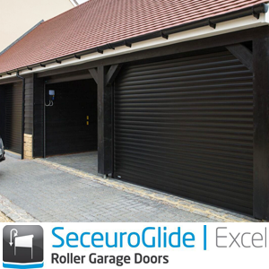 SeceuroGlide Excel roller doors for security