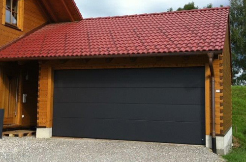 Ryterna sectional garage door