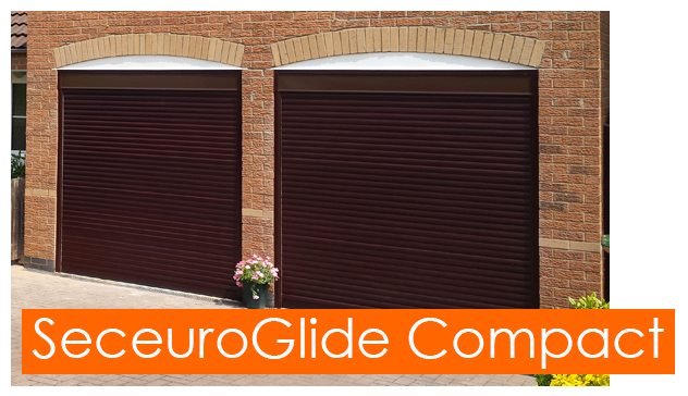 Seceurogllide Compact for limited garage space