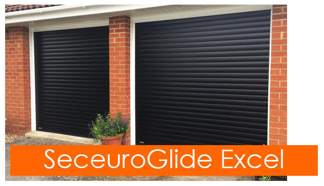 SeceuroGlide Excel - the ultimate roller door for security