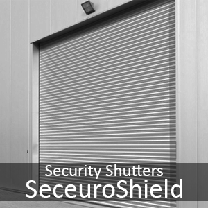 SWS SeceuroShield security shutters