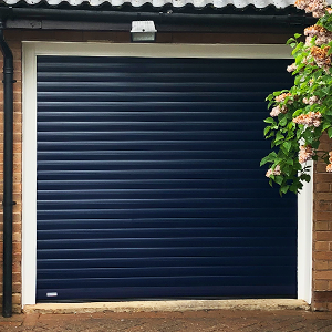 SeceuroGlide Excel Security Roller Garage Door