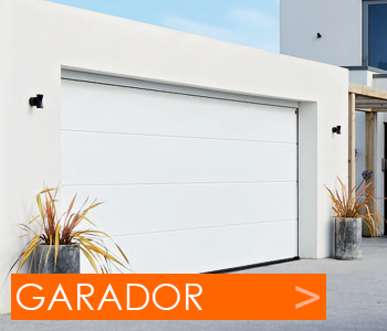 Garador Sectional Garage Doors