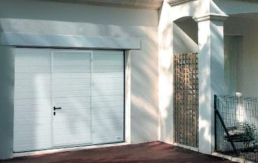 Sectional Overhead Garage Doors From The Garage Door Centre Uk