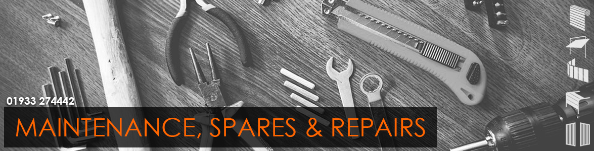The Garage Door Centre Maintenance, Spares & Repairs Department