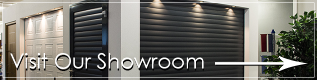Visit The Garage Door Centre Showroom