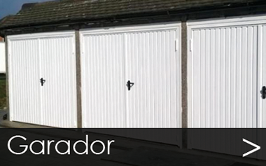 Garador Side Hinged Garage Doors in Product Catalogue