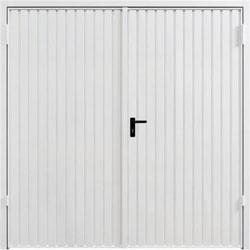 Steel Side Hinged Quality Steel Garage Doors Garage