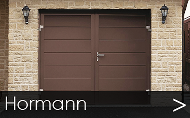 View Hormann Side Hinged Garage Doors in Product Catalogue