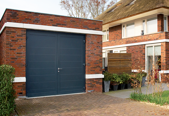 Hormann NT Side Hinged Garage Door