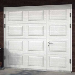 Ryterna Cassette side hinged garage door