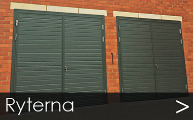 View Ryterna Side Hinged Garage Doors in Product Catalogue
