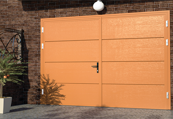 Ryterna Side Hinged Garage Door