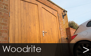 Woodrite Side Hinged Garage Doors in Product Catalogue