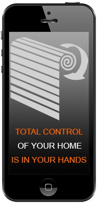 Total control of your home is in your hands