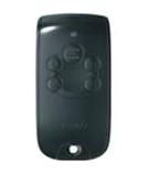 Somfy keytis 4 button rts remote control handset for garage door