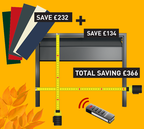 Carteck COMBO Autumn Special Offers