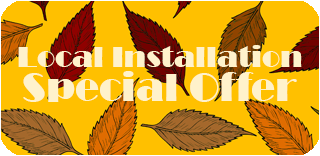 Local Installation Special Offer