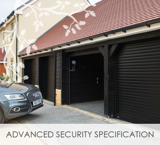 Excel Advanced Security and Specification roller door