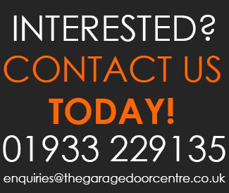 Call The Garage Door Centre 01933 229135