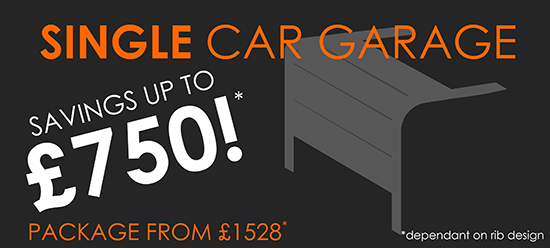 Single Car Garage RenoMatic Price - Save up to £750