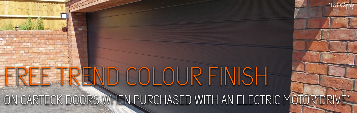 Carteck Trend colour special offer