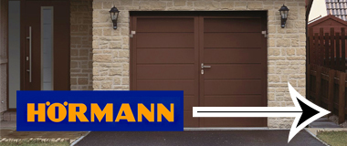Hormann Insulated Side-Hinged Garage Doors