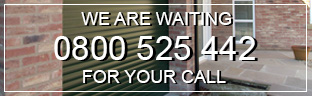 Call The Garage Door Centre on 0800 525 442