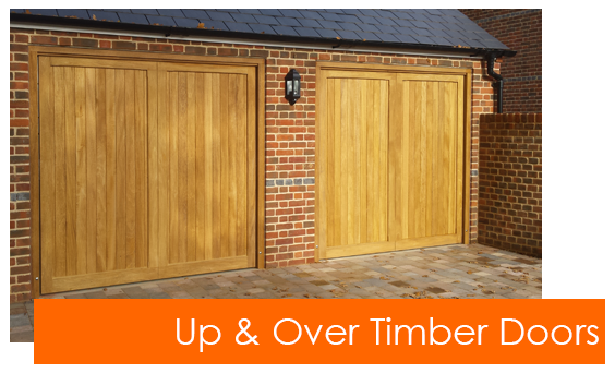 Up & Over Timber Garage Doors