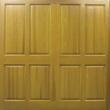 Belper - Cedar Side Hinged Garage Doors