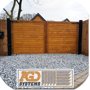 AGD Systems - Automatic Gates - sister company of The Garage Door Centre