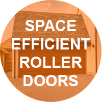 Space Saving Roller Garage Doors