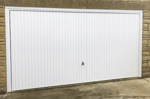 Double Width Steel Door Price Guide From The Garage Door