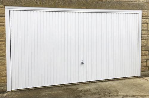 double door garage door price