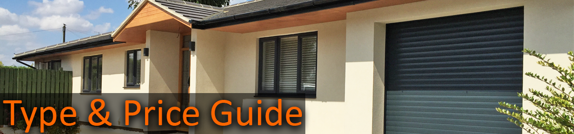 The Garage Door Centre - Type & Price Guide