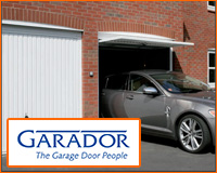 Garador up and over garage door