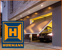 Hormann up and over garage door