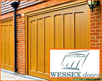 Wessex doors up and over garage door
