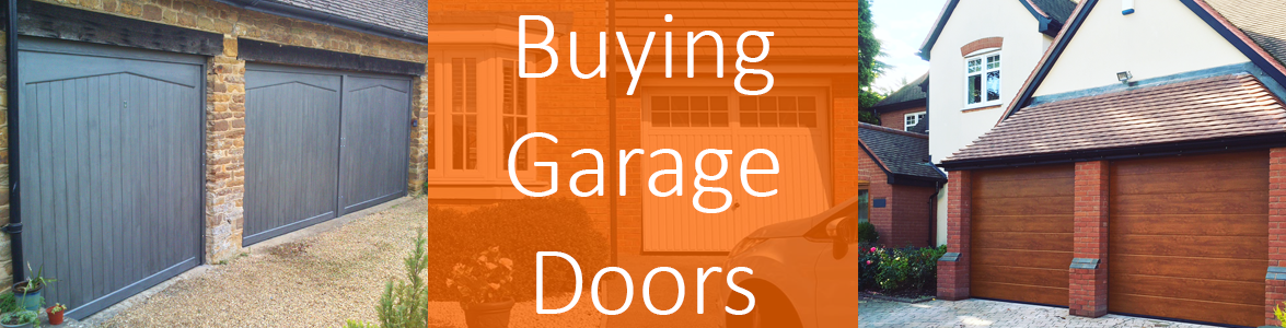 Buying Garage Doors Guide - The Garage Door Centre