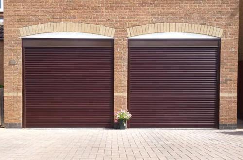 SWS SeceuroGlide panjur garaj kapıları