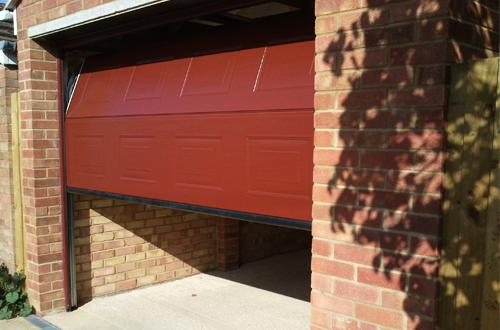 Why Buy A Sectional Garage Door The Garage Door Centre