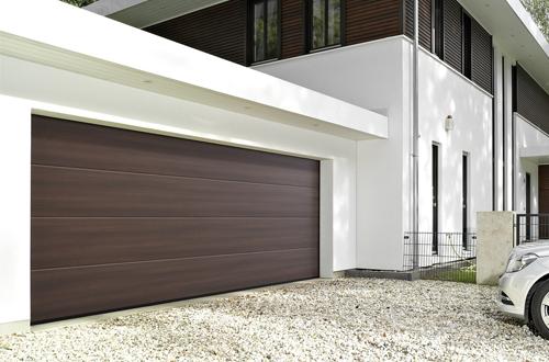 The Garage Door >> Why Buy A Sectional Garage Door The Garage Door Centre