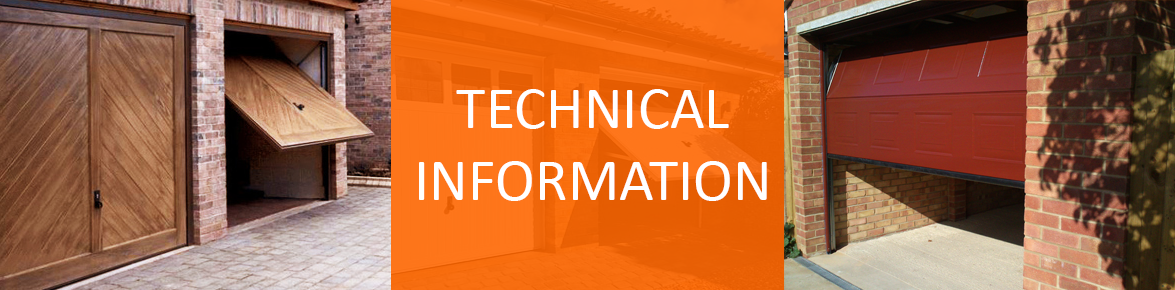 Technical Information - The Garage Door Centre
