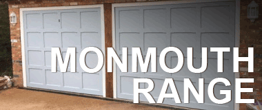 Woodrite Monmouth Range - Timber Garage Doors