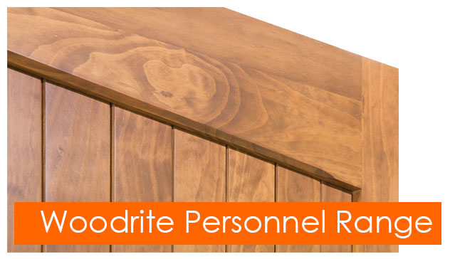 Woodrite Personnel Range from The Garage Door Centre