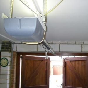 Automating Side Hinged Garage Doors Hormann Marantec